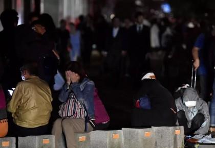 日本北海道发生强震 多处建筑物倒塌多人受伤
