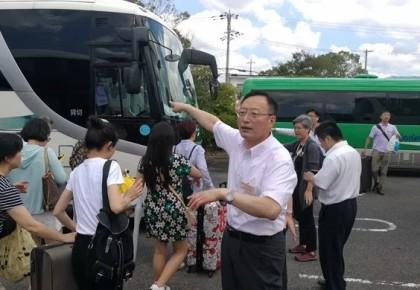 淹成这样,没想到,中国领事馆来接人了!台湾同胞问……