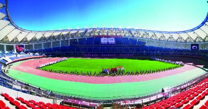 期待!长春奥林匹克公园明日开幕