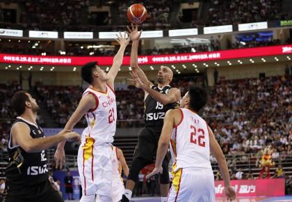 中国男篮红蓝两队即将合并 蓝队或已迎来最后一场比赛