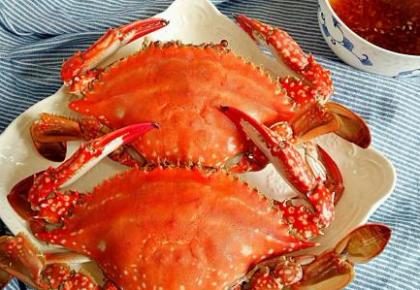 中秋团圆日 营养师教你如何吃螃蟹