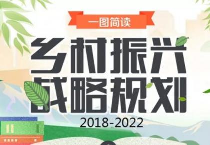 乡村振兴战略规划(2018—2022年)系列图解之一