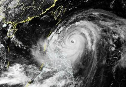 """昨晚台风正式退场 凶悍的""""山竹""""会被除名吗?"""