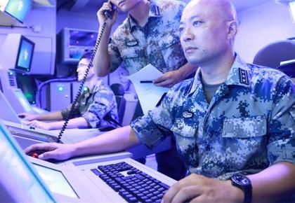 廖新華:軍人生來為打仗 精算戰場謀打贏
