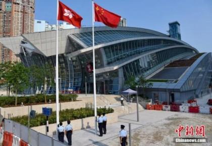 接入全球最大网络 香港迎来高铁时代