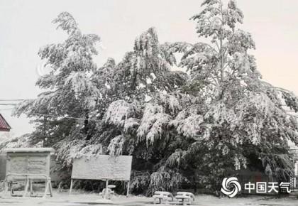 冷空氣來襲 東北降雨降溫 從28日開始長春最高氣溫將逐漸降至16℃