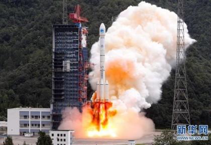 """美媒:中国北斗导航再添两星 """"太空丝绸之路""""即将服务""""一带一路"""""""