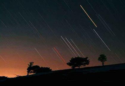 天龙座流星雨9日迎来极大 今晚可观测