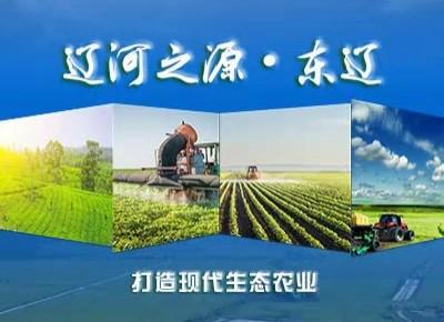 县域巡礼 | 东辽——打造现代生态农业