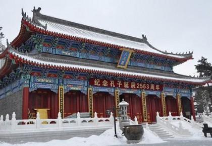 长春文庙17日免费开放