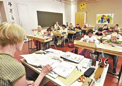 2019年法國義務教育將從3歲開始