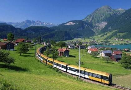 到2019年年底,瑞士铁路将实现互联网全覆盖