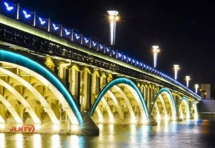 明年再见|陪伴你半年的南湖大桥音乐喷泉就要休息了
