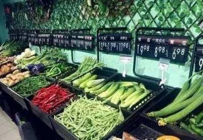 正值秋冬转换期 本周长春市菜价微涨