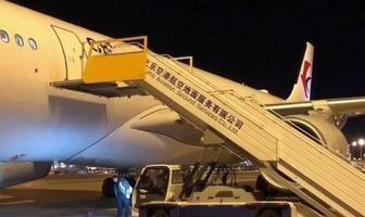 欢迎回家!261名滞留塞班旅客乘东航飞机返回国内