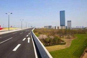 """高速出入口""""造景观""""成地方新形象工程"""