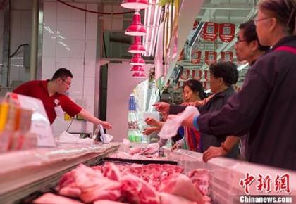 农业农村部:第三季度猪肉、蔬菜价格连续上涨