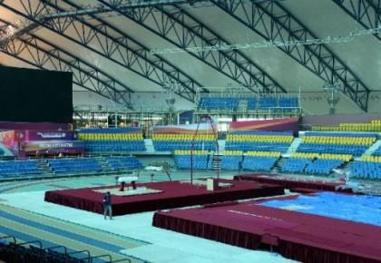 第48届世界体操锦标赛揭幕