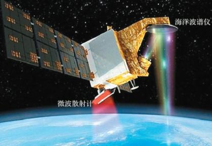 到2020年,我国将研制和发射3大类系列海洋卫星共十余颗