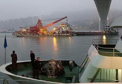 重庆公交车坠江事故搜救工作最新进展:已发现9名遇难者 其中7名救捞上岸