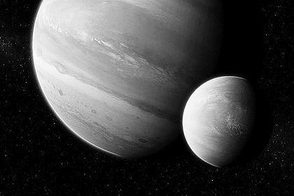 """首颗系外""""月球""""被发现? 距离地球8000光年"""