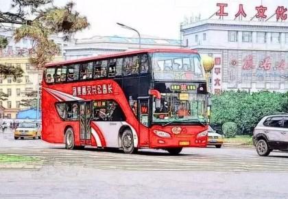搭乘长春最美公交 开启一段探索美景的绿色旅程