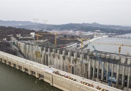 吉林丰满水电站原大坝已开始拆除 将保留部分坝体作为纪念遗址