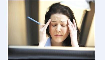 警惕!中年时压力大,会导致大脑萎缩!