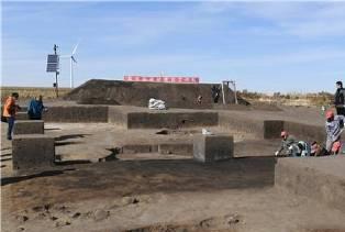 吉林省文物考古研究所:吉林五台山遗址新发现多处新石器时代房址遗迹