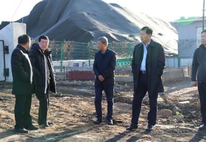闫旭督办中央生态环保督察组交办案件办理情况时强调 让老百姓看到实实在在解决成效