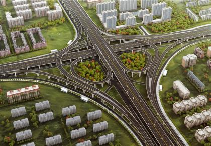 长春快速路吉林大路主线和世纪大街南段主线力争明年通车 中心城区到长吉高速口仅需30分钟