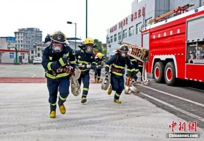 """""""119""""消防宣传日   脱掉军装,他们依旧是最帅的逆行者!"""