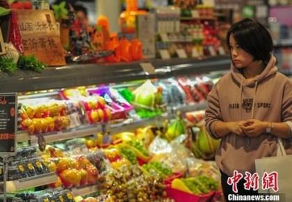 31省份10月CPI公布,吉林省同比涨幅与全国持平