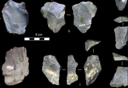 """【中国那些事儿】中国先进石器技术并非舶来品!美媒:中国古人类可独立制造石器时代""""瑞士军刀"""""""