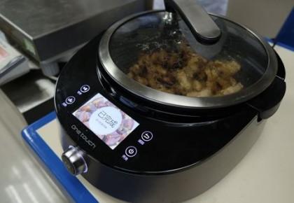 中消协评测智能炒菜机:产品良莠不齐 3款未通过安全测试