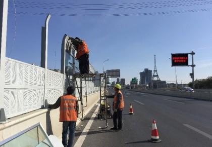 长春市政设施建设助百姓顺畅平安出行——2018年大中修道路54条 14处易涝点完成改造