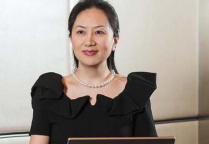 外交部回应孟晚舟被拘押:美加应立即澄清立即放人