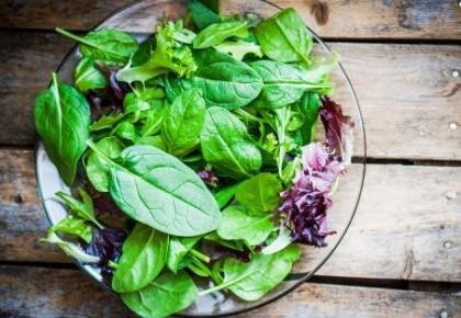 每天食用200克左右绿叶蔬菜 或有助预防脂肪肝