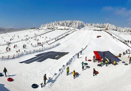 中国首家滑雪场联盟在我省成立