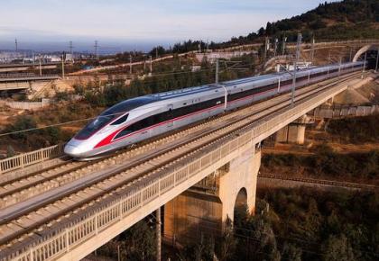 中国铁路年底开通10条新线 高铁里程将达2.9万公里