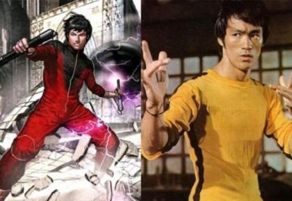 期待!漫威将推出首部华人超级英雄电影 角色灵感源于李小龙