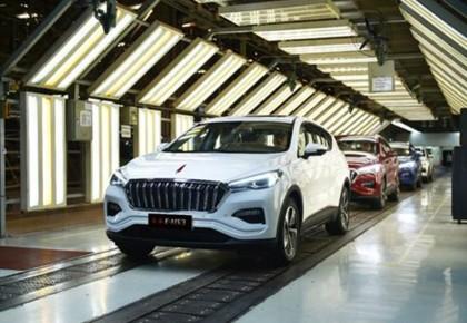 红旗首款纯电动SUV已正式启动量产 将于2019年正式上市