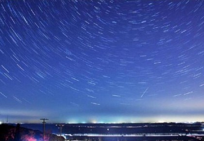 象限仪流星雨将于4日上午10时达到极盛