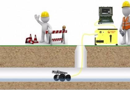 英国谢菲尔德大学将开发一系列小型机器人用于地下管网检修