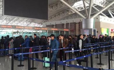 再创新高!2018年长春龙嘉国际机场旅客吞吐量达1296.95万人次