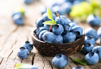 富含抗氧化剂,莓类水果能减少口腔健康问题