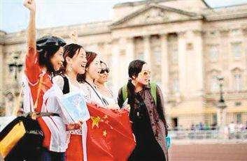 中国去年输出1.4亿人次游客,继续保持全球最大出境游客源国