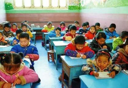 八个关键词看农村教育