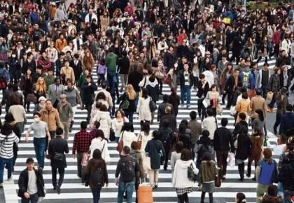中国大陆人口逼近14亿大关 男比女多3164万人