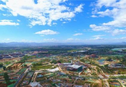 北京世园会园区建设全面收官 五大亮点备受期待